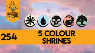 5 Colour Shrines - 254