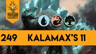 Kalamax's 11 - 249