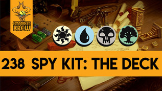 Spy Kit: The Deck - 238