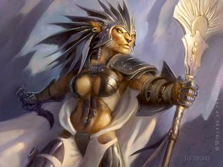 Kemba, Kha Regent (Cats with Swords) - 95