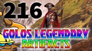 Golos Legendary Artifacts - 216