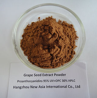 Grape Seed Extract 95% UV+OPC 30% HPL