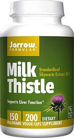 Jarrow Formulas Milk Thistle (Silymarin