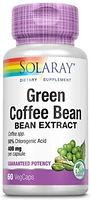 Solaray Green Coffee Bean Extract Capsul