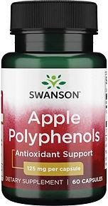 Swanson Maximum Strength Apple Polypheno