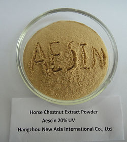 horse chestnut seed extract