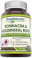Pure Naturals Echinacea Goldenseal Root