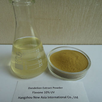 water soluble dandelion extract