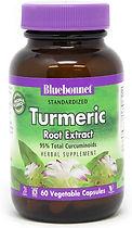 BlueBonnet Turmeric Root Extract Supplem