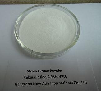 stevia powder Rebaudioside A 98% HPLC