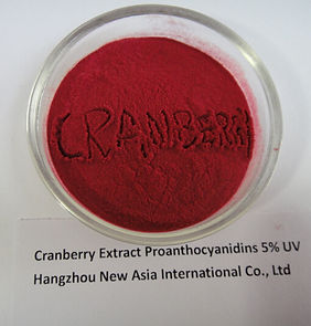 ranberry extract 5% PAC