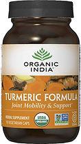 Organic India Turmeric Curcumin Herbal S