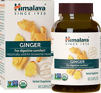 Himalaya Organic Ginger, Digestive Relie