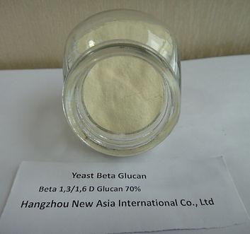 Yeast Beta Glucan Beta 1,3/1,6 D Glucan 70%