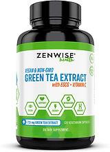 Zenwise Labs Advanced Green Tea Extract.