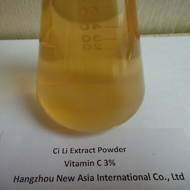 ci li extract powder vitamin c