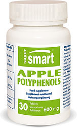 Supersmart - Apple Polyphenols 600 mg.jp