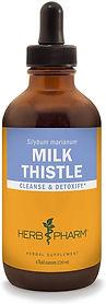 Herb Pharm Milk Thistle Seed Liquid Extr