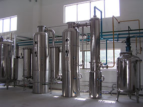 factory Hangzhou New Asia International Co., Ltd tank