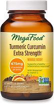 MegaFood, Turmeric Strength for Whole Bo