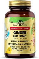 Solgar - Standardized Full Potency Ginge