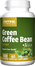 Jarrow Formulas Green Coffee Bean Extrac