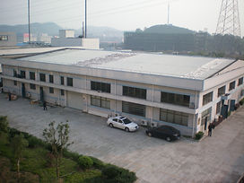 factory Hangzhou New Asia International Co., Ltd workshop