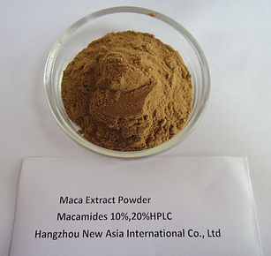 maca extract good solubility in water