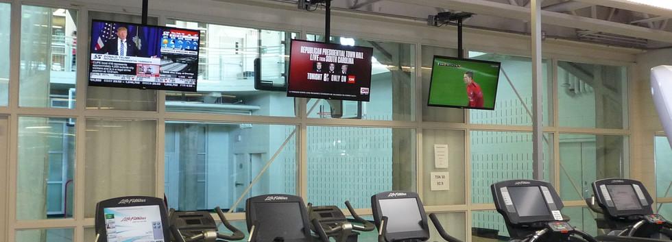 Fitness Centre Install