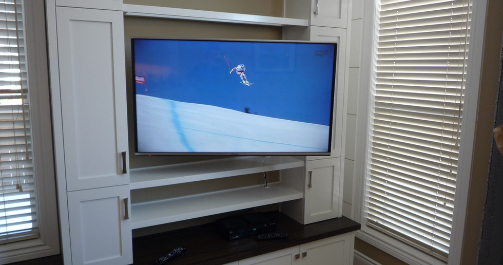 TV on Cantilever