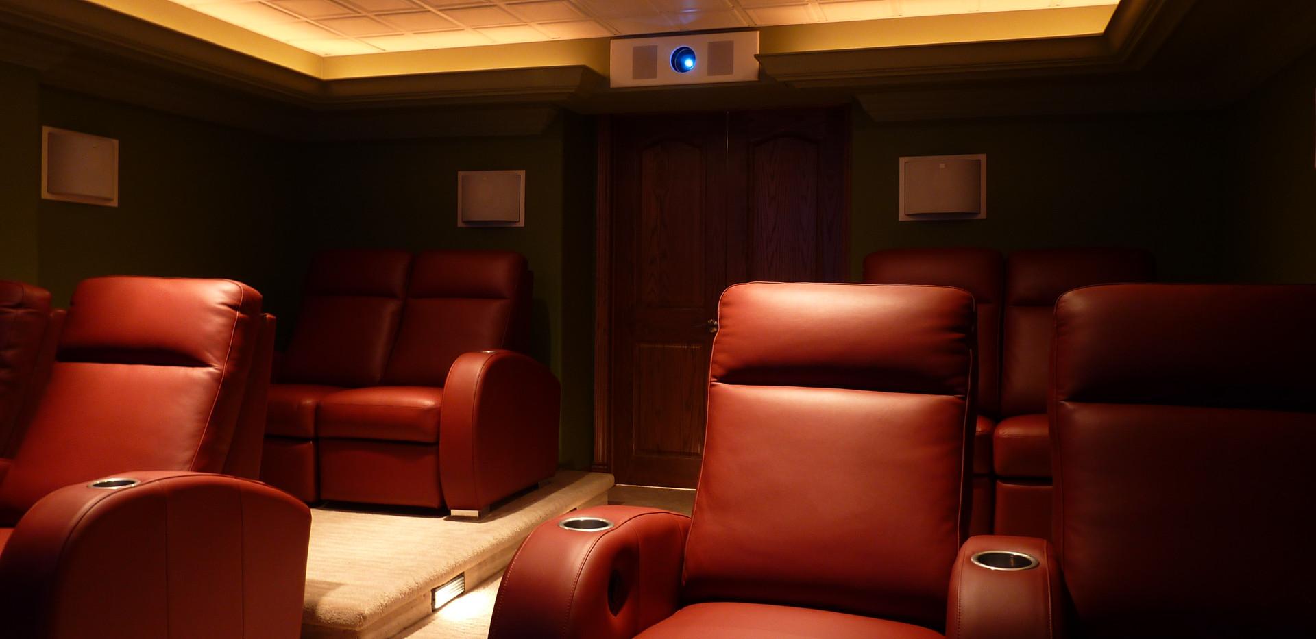 Dedicated Home Theatre
