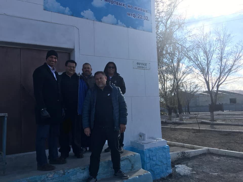Kyrgystán