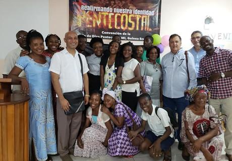 43590264_2177171782570561_87138990218836Supervisión en África, Guinea Ecuatorial y Camerún