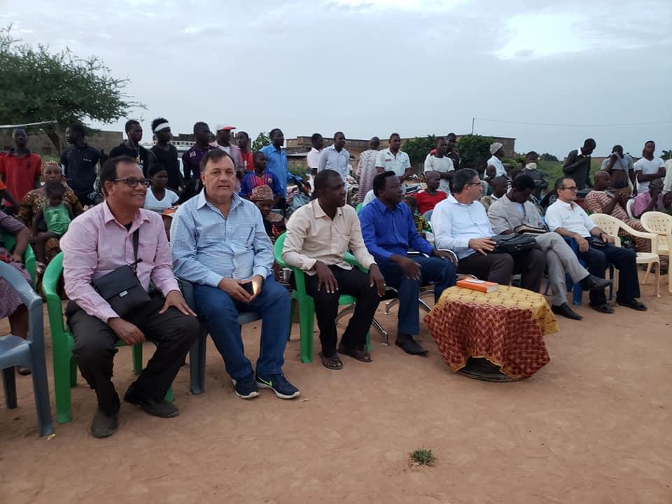 Supervisión en África, Guinea Ecuatorial y Camerún
