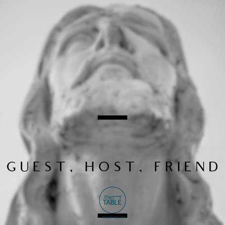 Guest, Host, Friend