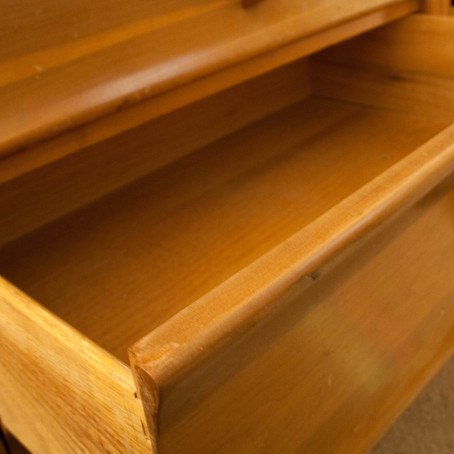 The Empty Drawer