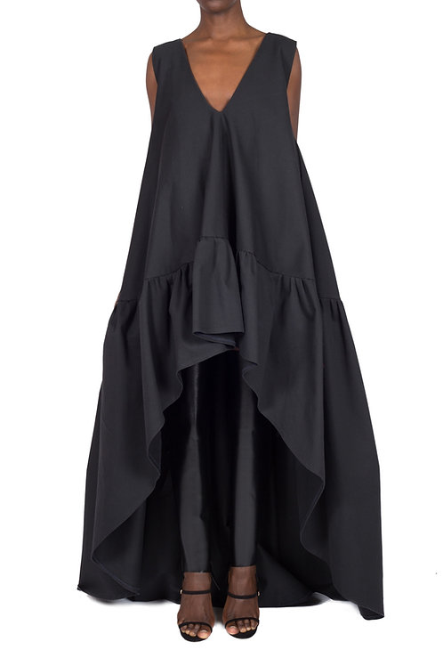 EUNICE DRESS (Black)