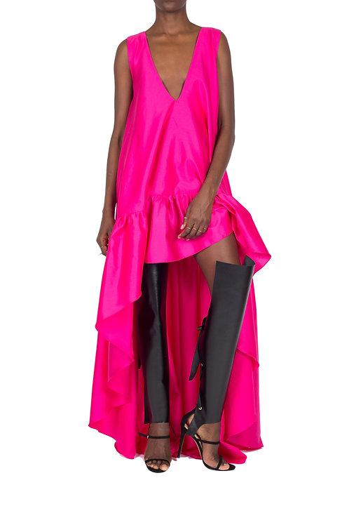 EUNICE DRESS (Pink)
