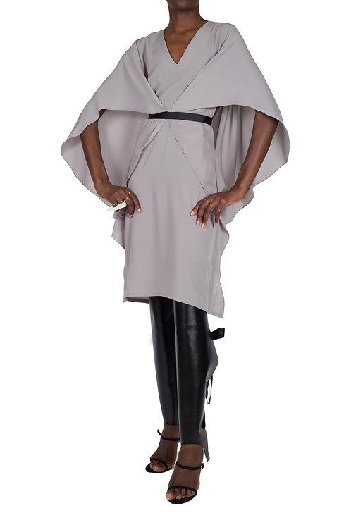 RITA DRESS (Grey)