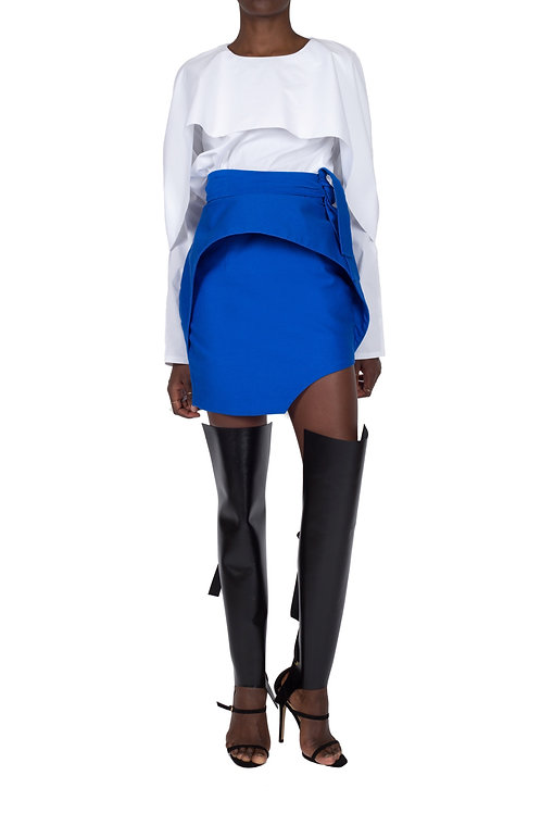 APROPOS SKIRT (Blue)