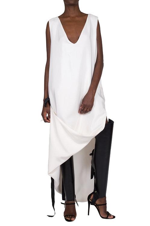 SARAH DRESS (White)