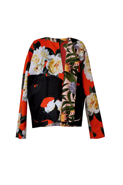 CALLA II PANTHER & LOBSTER JACKET (Print)
