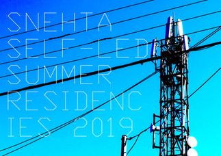 OPEN CALL – SNEHTA SUMMER OPEN RESIDENCIES