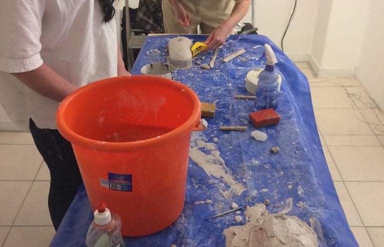 mould making workshop