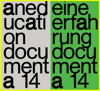 Book Launch - aneducation documenta 14