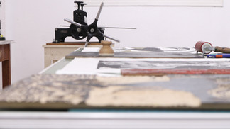 INTRODUCTION TO PRINTING - Etching & woodcut