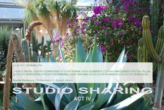 StudioSharingACT IV