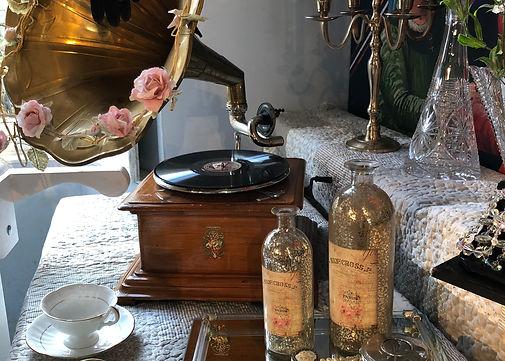 Vintage grammophone & accessories.jpg