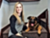 Dog Trainer Kristen Gordon