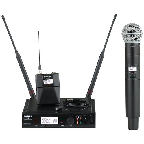 Wireless Handheld Systems
